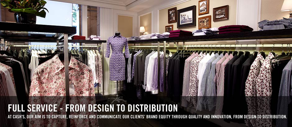 Full Service - From Design to Distribution