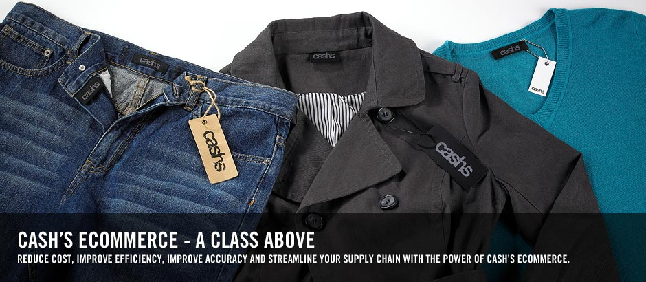 Cash's Ecommerce - A class above